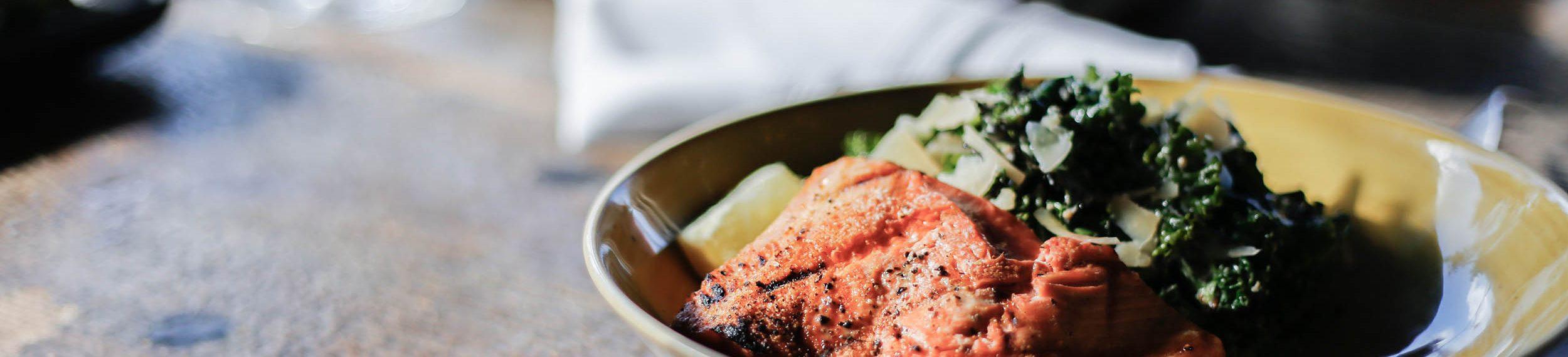 Salmon-Tandoori