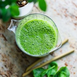 Spicy+Green+Smoothie